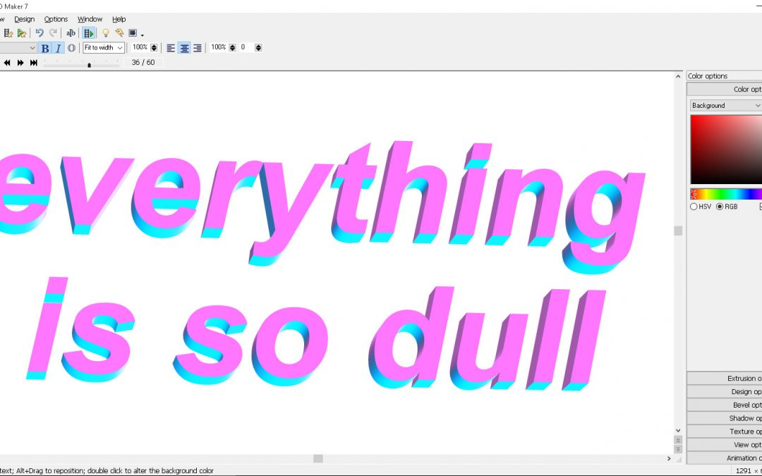 How To Create Tumblr-Style Animated Text