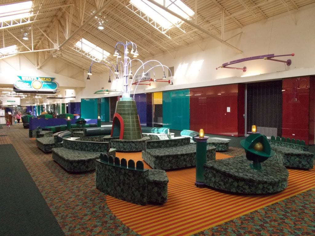 Inside The Great Mall of The Great Plains