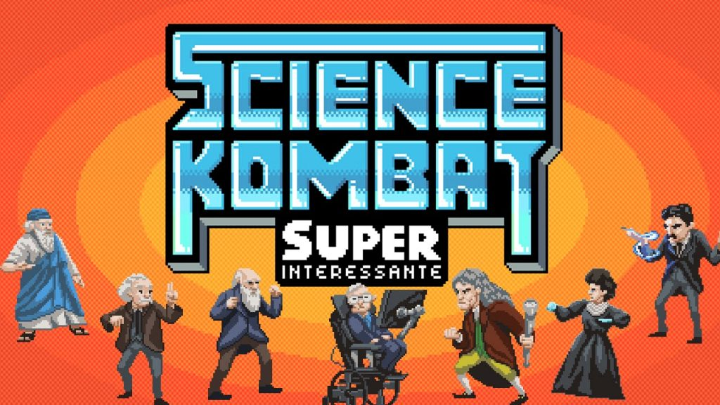 Science Kombat Video Game