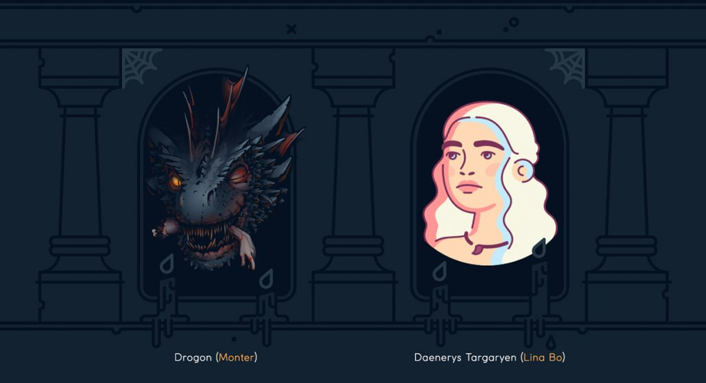 Drogon and Daenerys - Game of Thrones