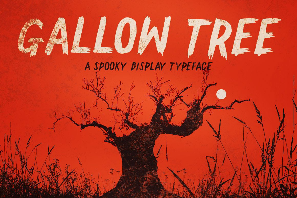 Gallow Tree - Free Font