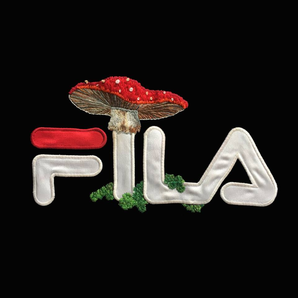 James Merry Embroidery - Fila