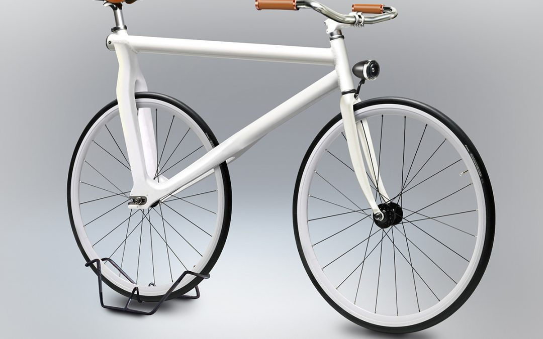 Lifelike Mock-Ups Made From Flawed Bicycle Drawings