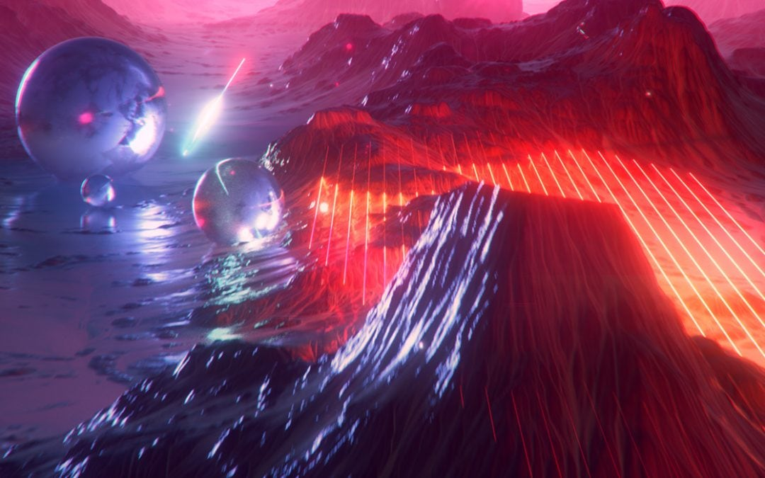 A Brand New Creative Commons VJ loop From Beeple