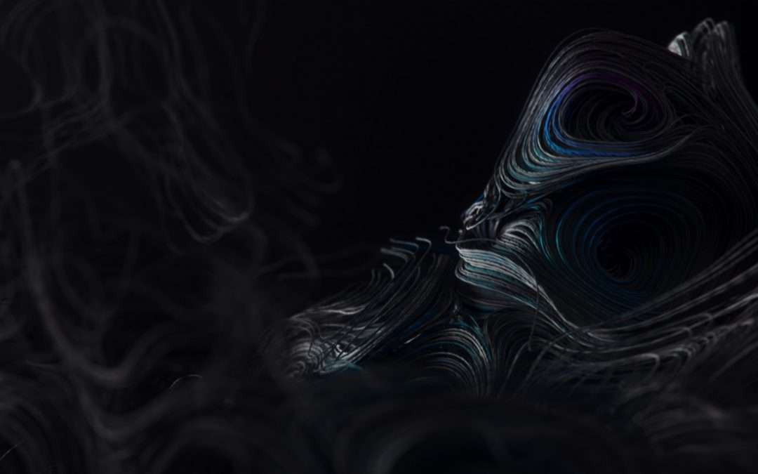 Mesmerizing Motion Graphics for Nike Flyknit