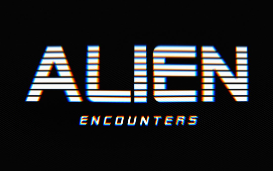 Alien Encounters – FREE 80s Font Family