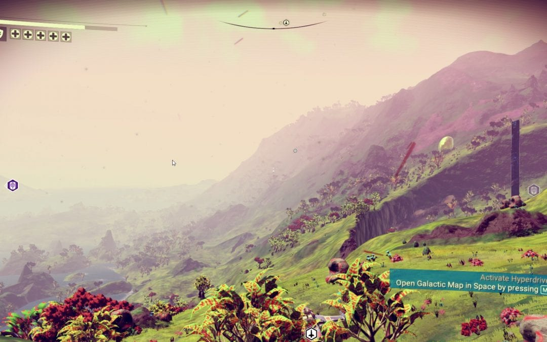 13+ Jaw-Dropping No Mans Sky Planets