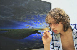 I Paint (Time-Lapse Video) - Thijme Termaat