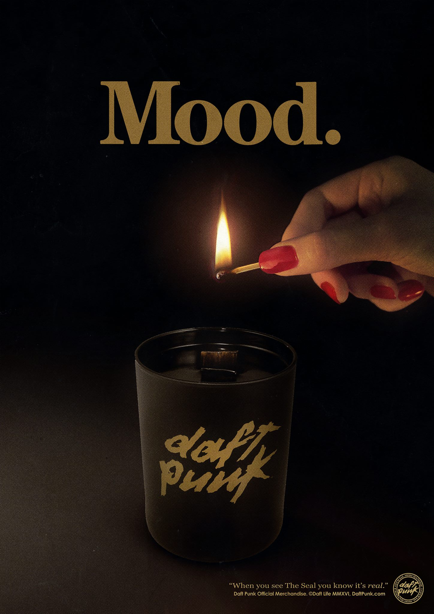 Daft Punk's Posters Game