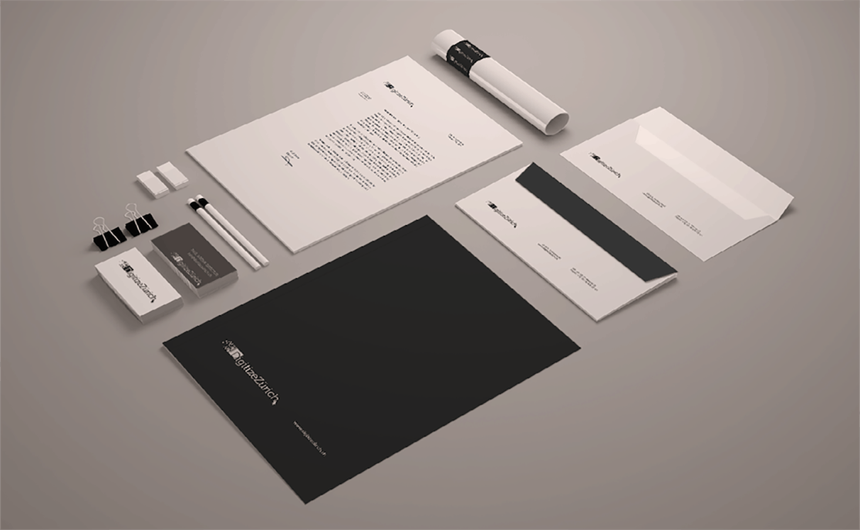 Free PSD Stationary Mockup Template