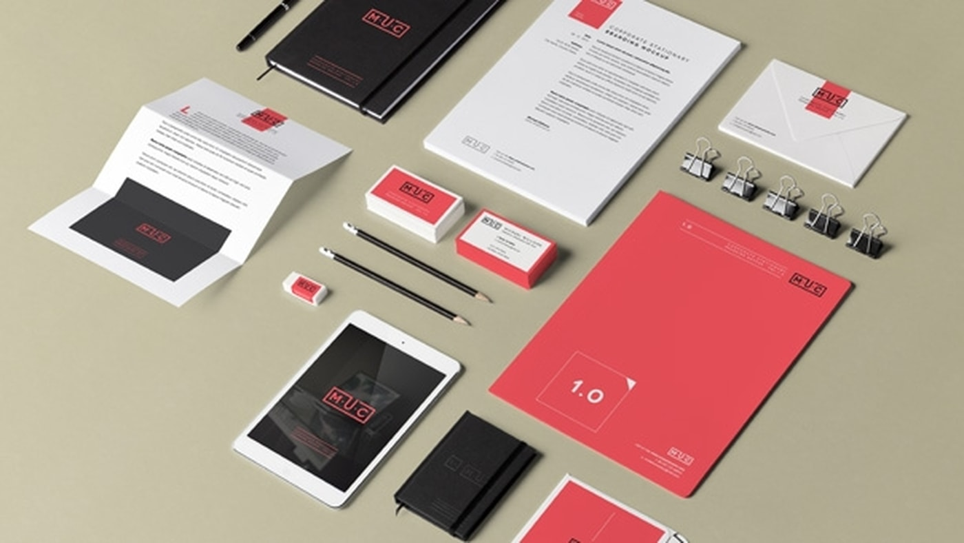 Stationery Template Free Download