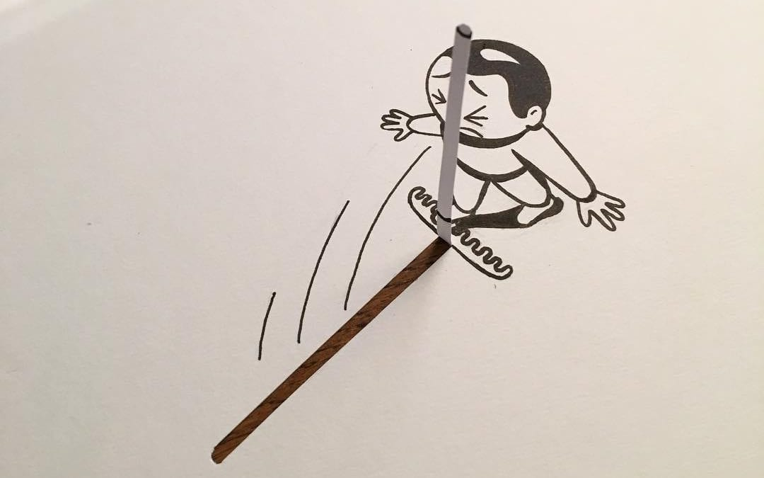Ingeniously Simple Paper Art Tricks
