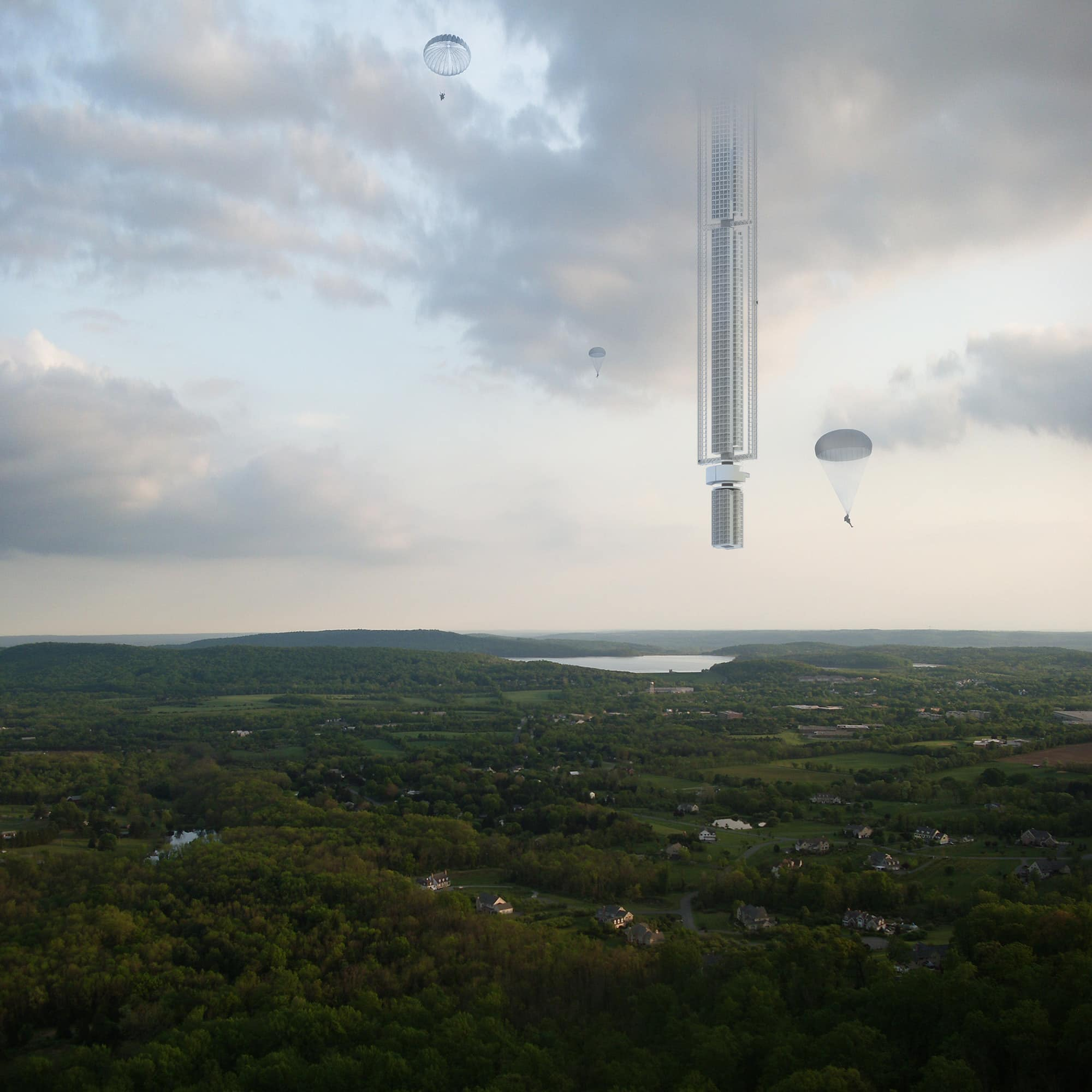 Picture of Analemma Tower