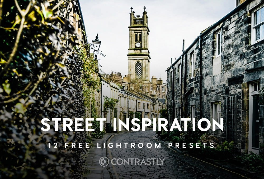Free Street Photography Lightroom Preset Pack
