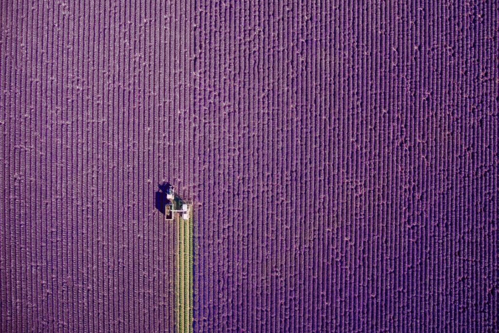 Drone Photography Contest 2017 Winner - Nature by jcourtial