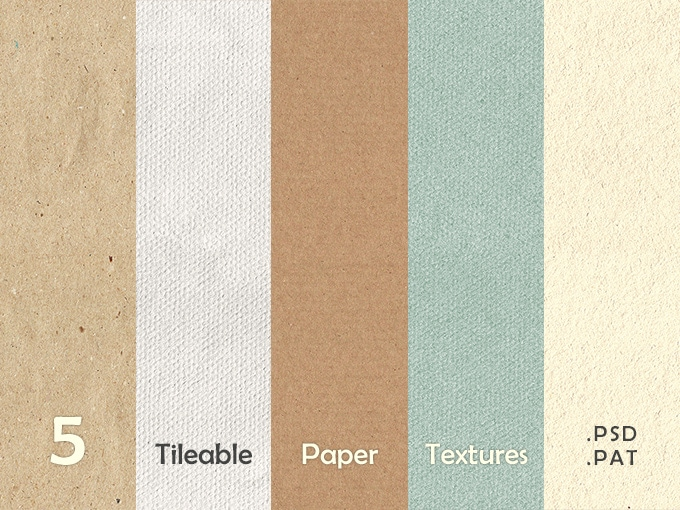 Free Seamless Paper Textures Pack