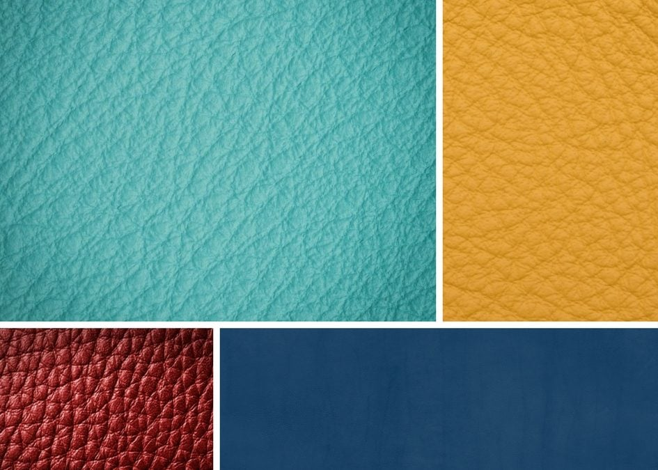 20 Free High-Quality Leather Textures With PSD Files