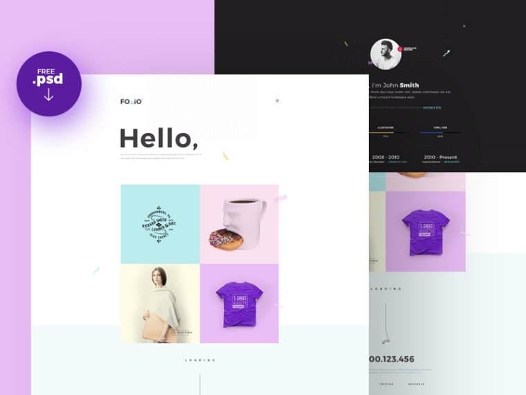 folio-website-template