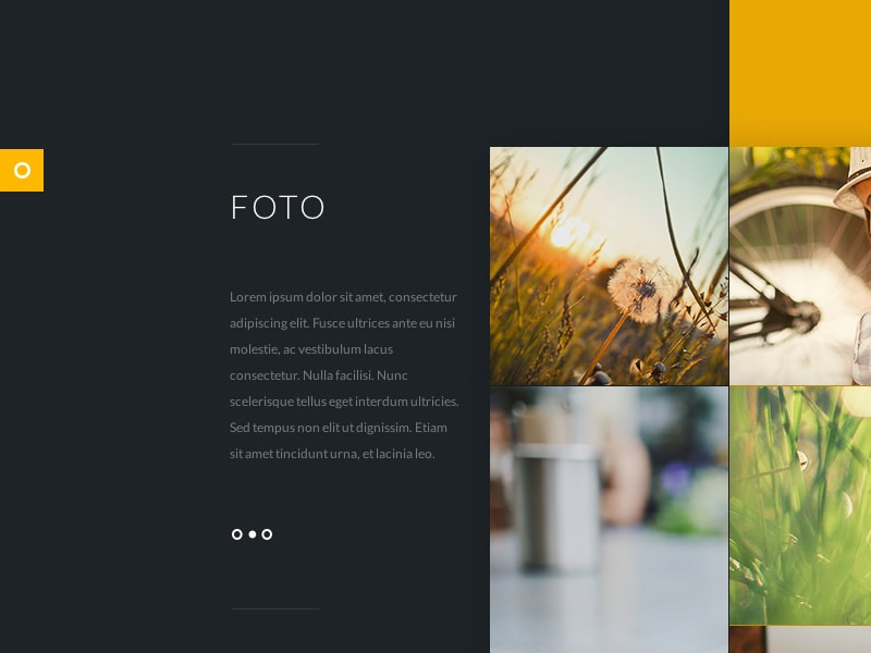 foto-free-psd-website-template