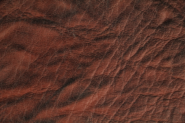rough old leather texture