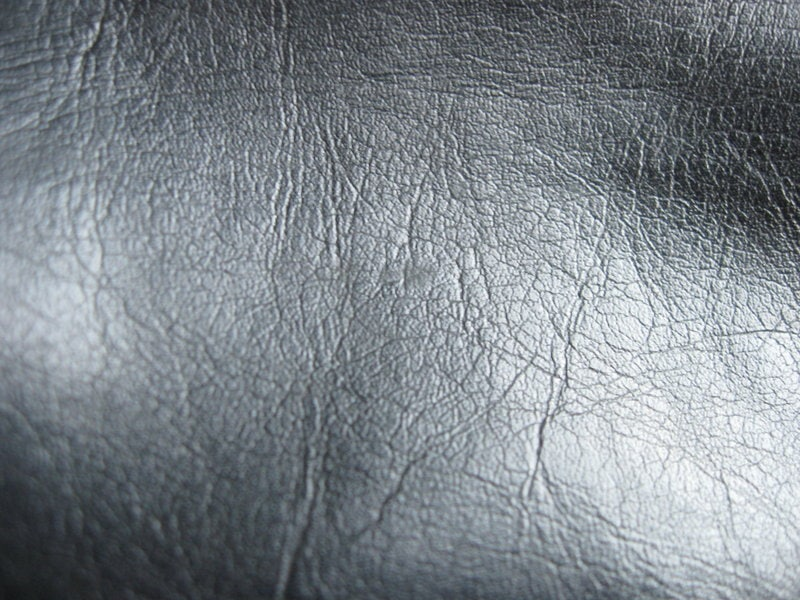 shiny leather texture