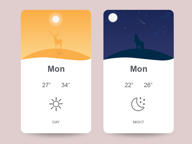 weather_app_concept-animals