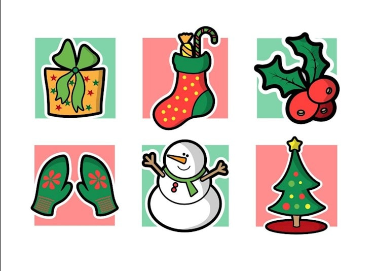 christmas-free-vector-pack