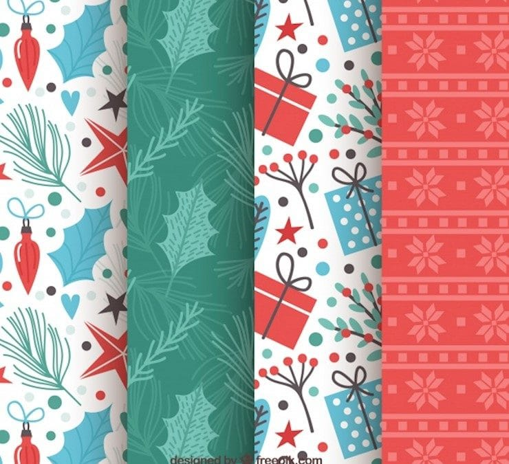 30 Free Christmas Patterns to Download