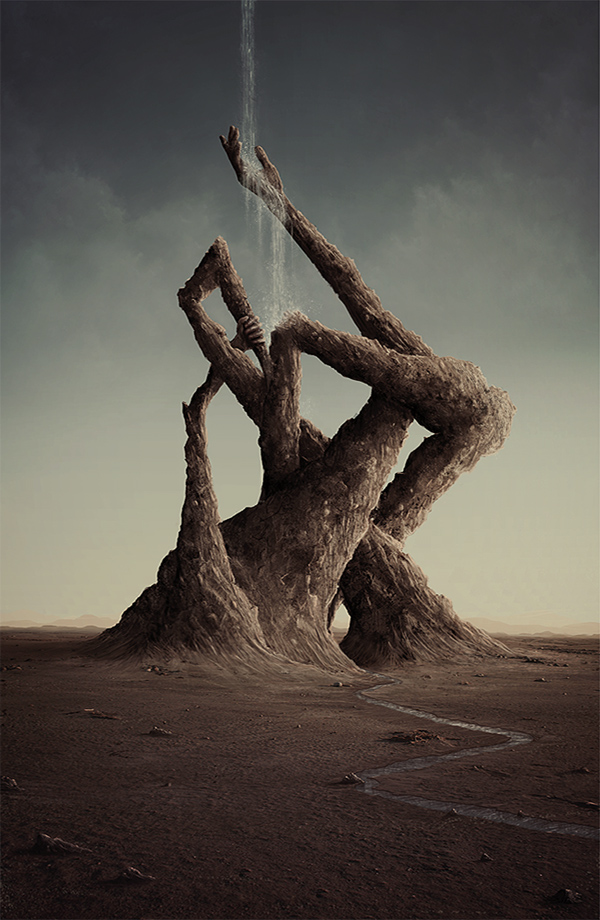 create-a-surreal-rock-formation-in-photoshop