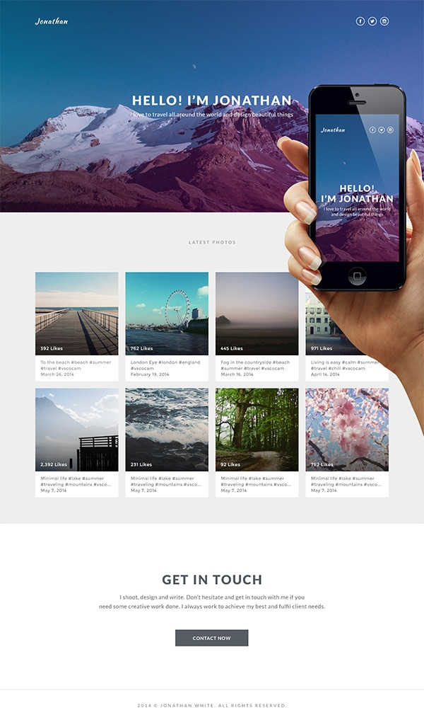 designing-a-simple-instagram-based-portfolio-in-photoshop