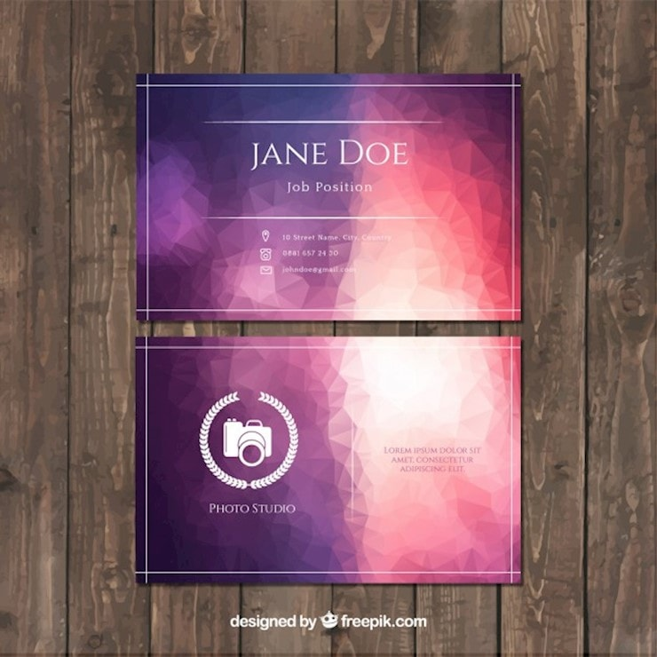 elegant-violet-abstract-business-card