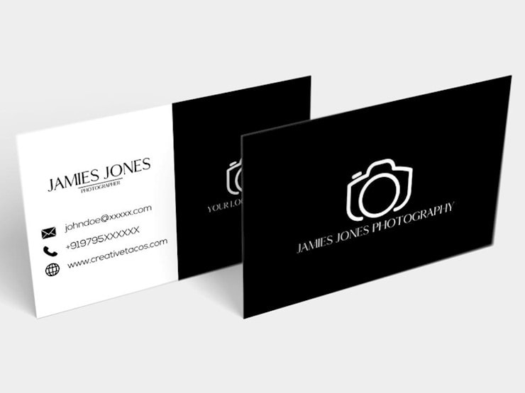 free-minimal-business-card