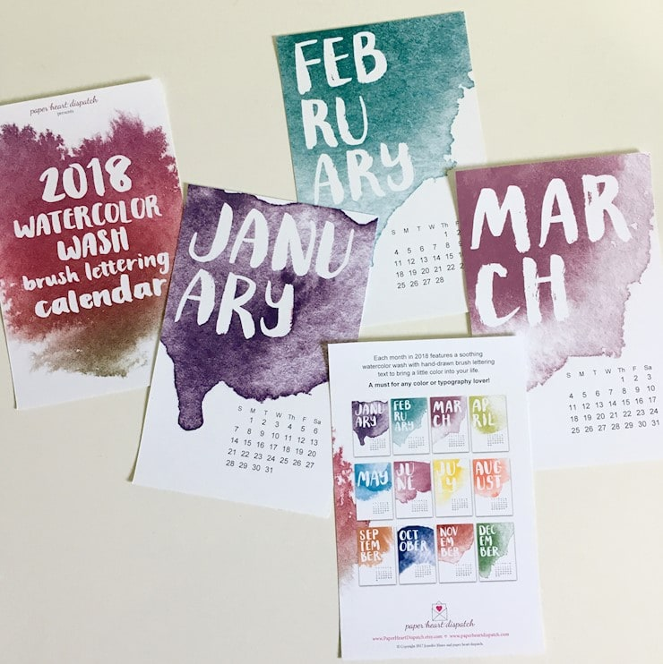sale-calendar-lettering-calendar-wall
