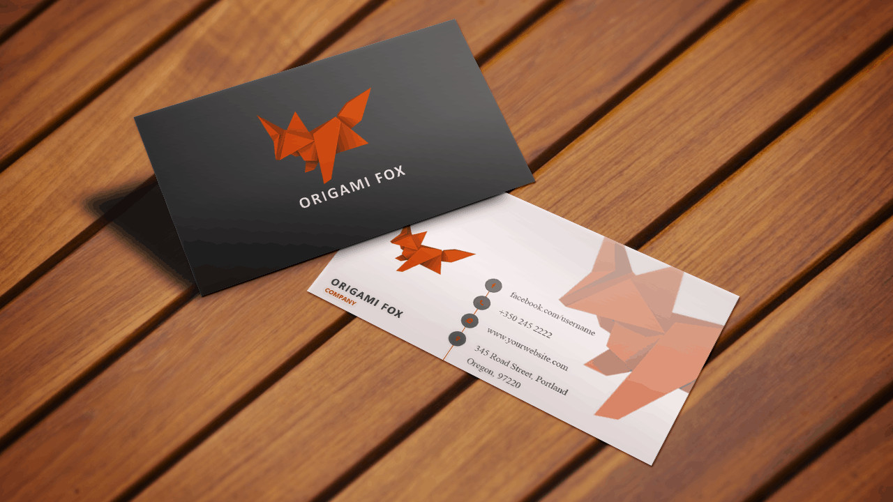 20 Free Beautiful Business Card Mockups With Free Psd Files