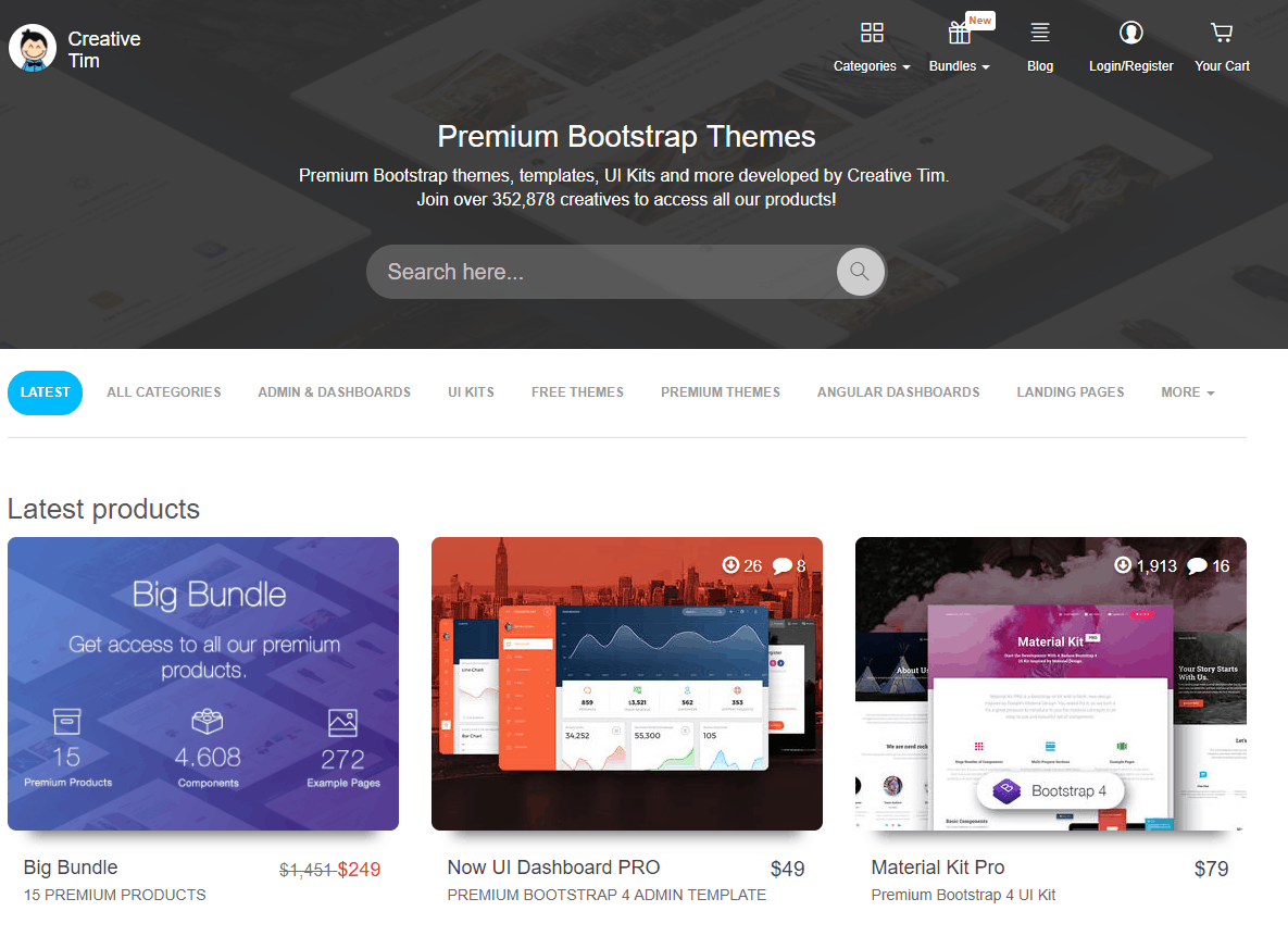 premium web design resources.