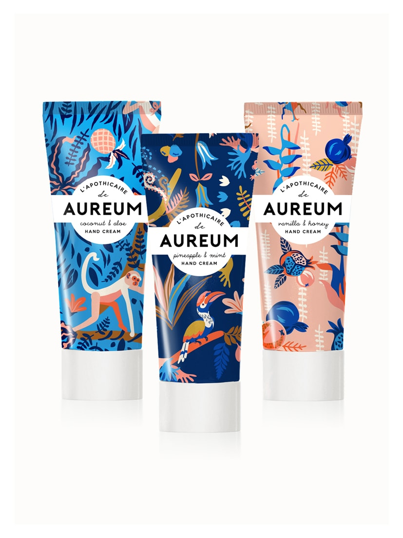 Gorgeous Cream packaging