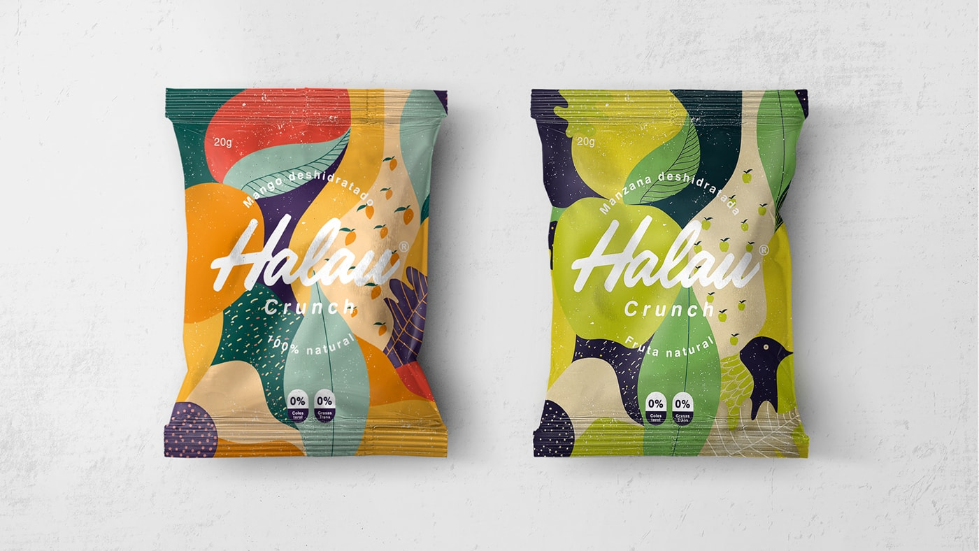 Colorful Packaging Ideas