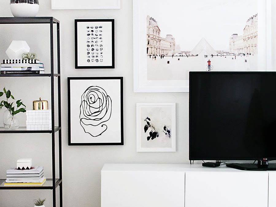 How to Design an Amazing Gallery Wall