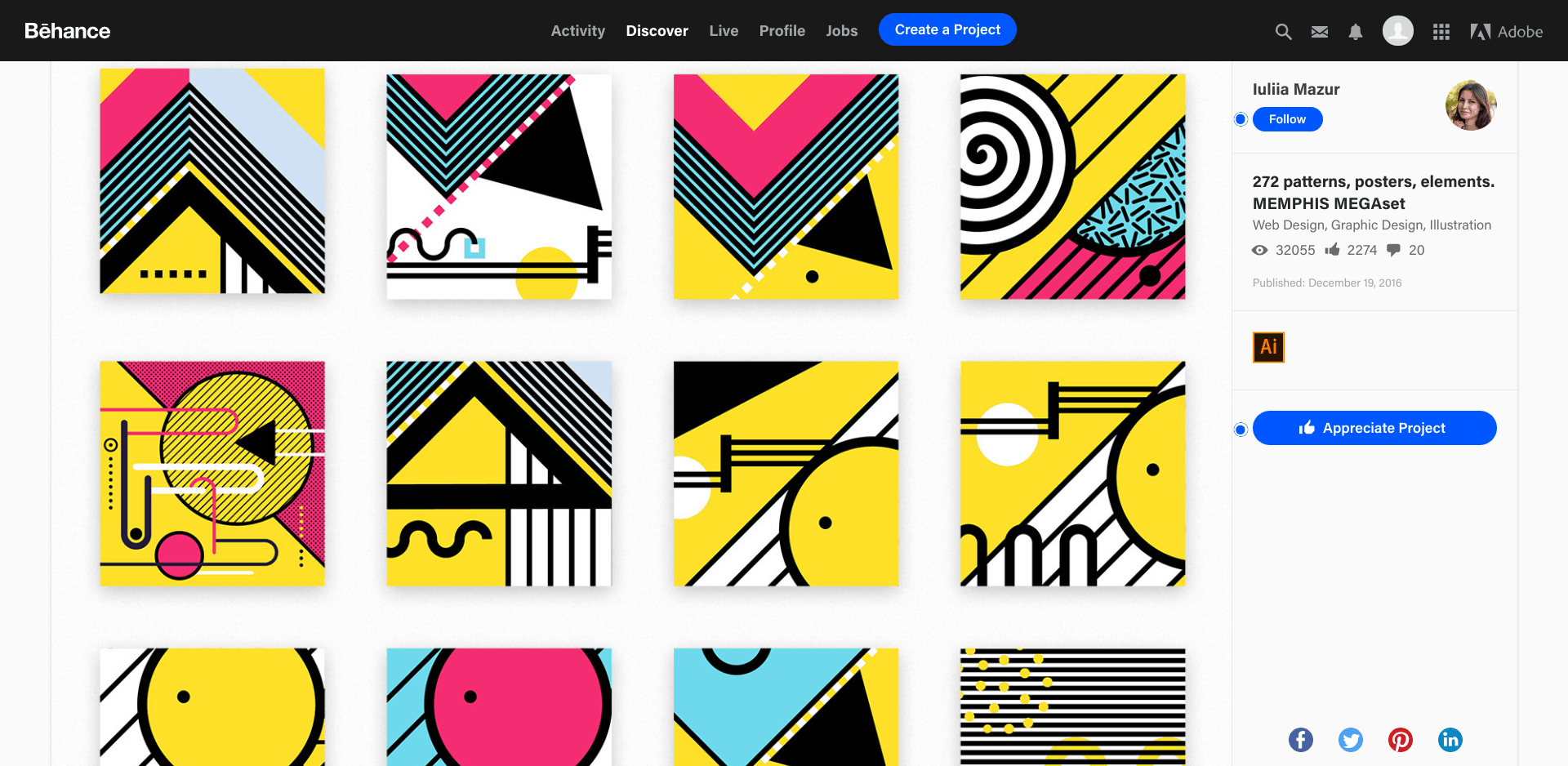 90s Themed Patterns and Fonts to use on Your Next Graphic