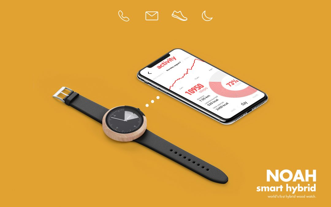 NOAH: The Latest and Greatest in Smart Watch Tech