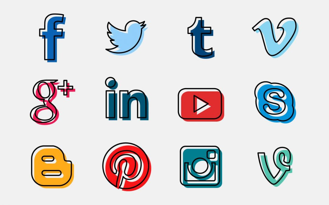 63 Fantastic Free Social Media Icons Sets For Your Website