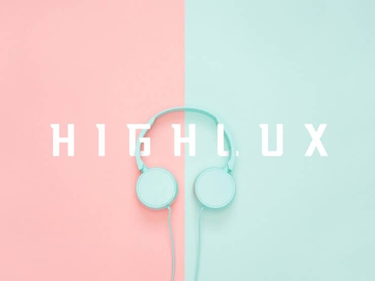 highlux-free-typeface