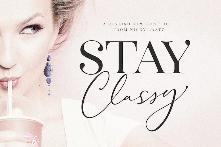 the-stay-classy-font-duo
