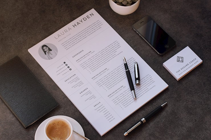resume-template-cv-laura