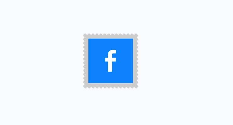 stamp-flat-facebook-icon